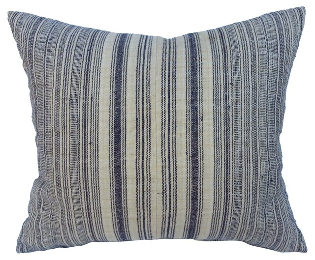 Homespun Tribal  Pillow