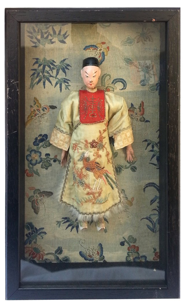 Antique Chinese Puppet