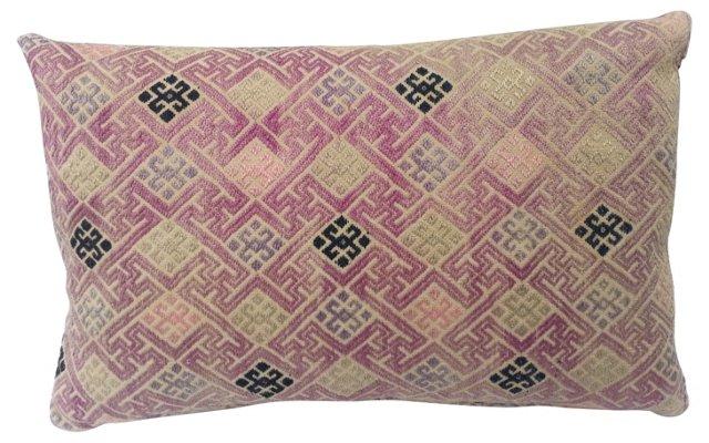 Wedding Quilt  Pillow