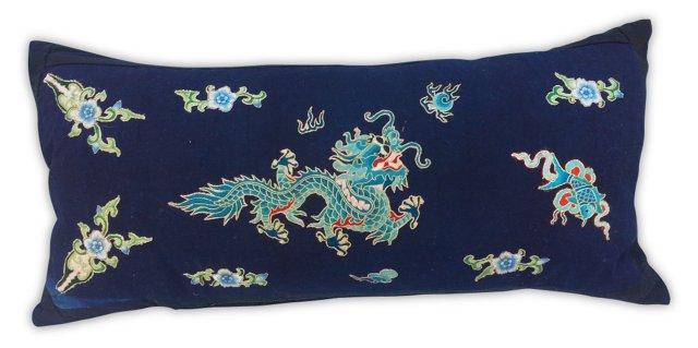 Chinese Opera Dragon Body Pillow