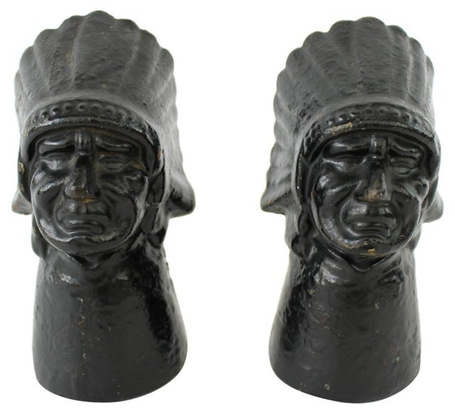 Chief Bookends