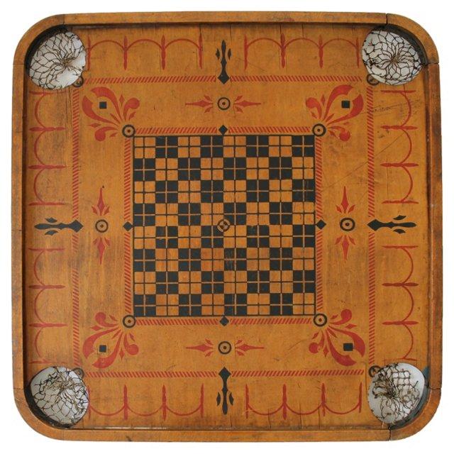 Carom Game Board