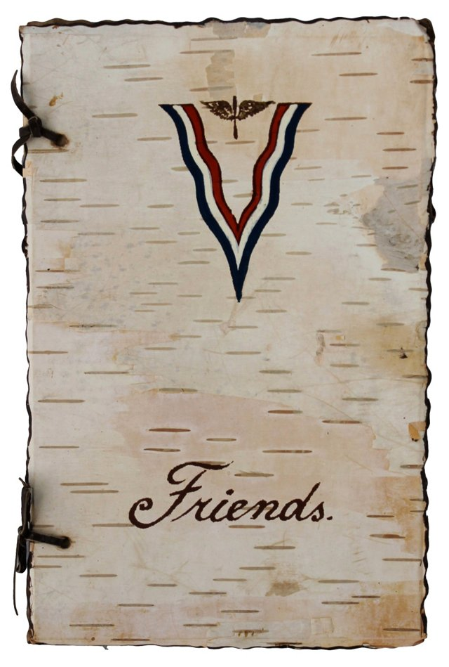 Birchbark  Friends  Book