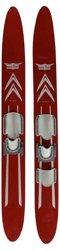 Aqua-Float Water Skis, Pair