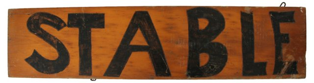 Stable Sign