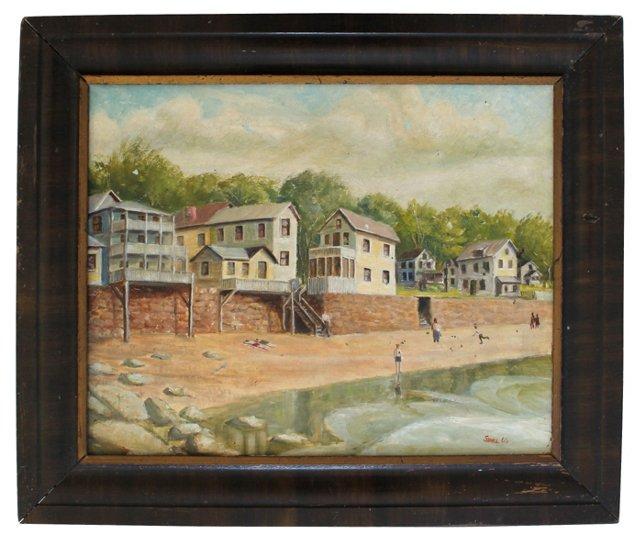 Rockport Beach Painting