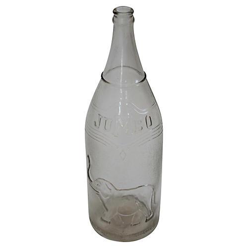 """""""Jumbo"""" Soda Bottle"""