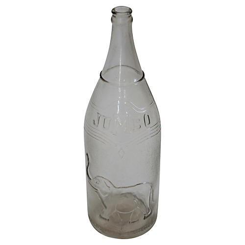 """Jumbo"" Soda Bottle"