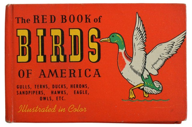 Red Book of Birds of America