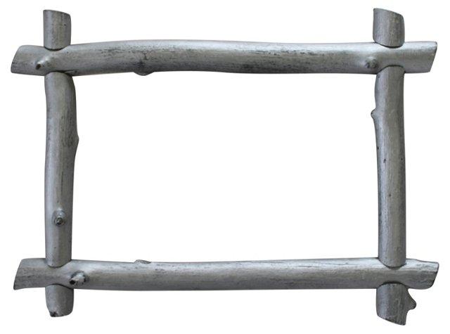Silver Twig Frame