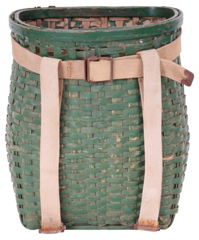 Green Pack     Basket
