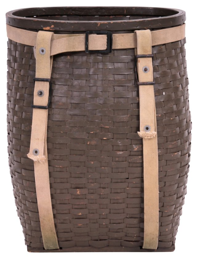 Adirondack  Pack   Basket