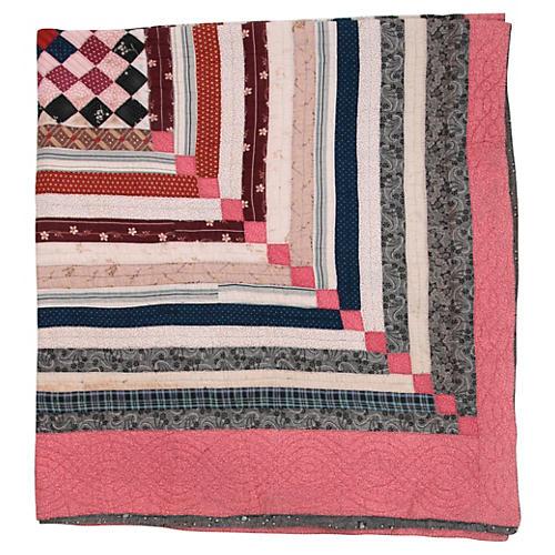 Stripe Variation Quilt