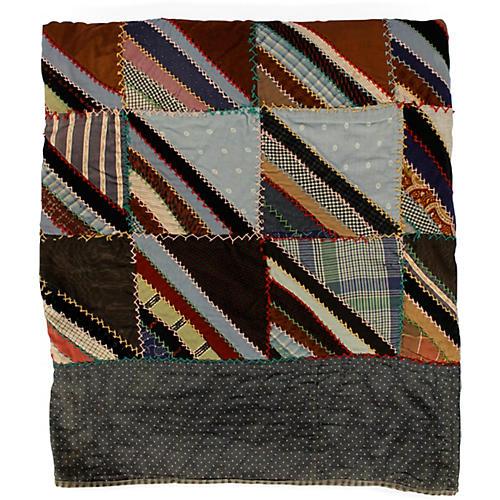 1930s Patchwork Quilt