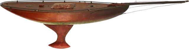 Sailboat Model