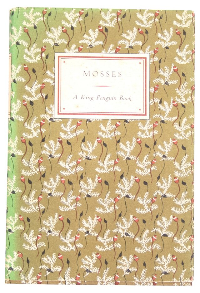 King Penguin Book of Mosses