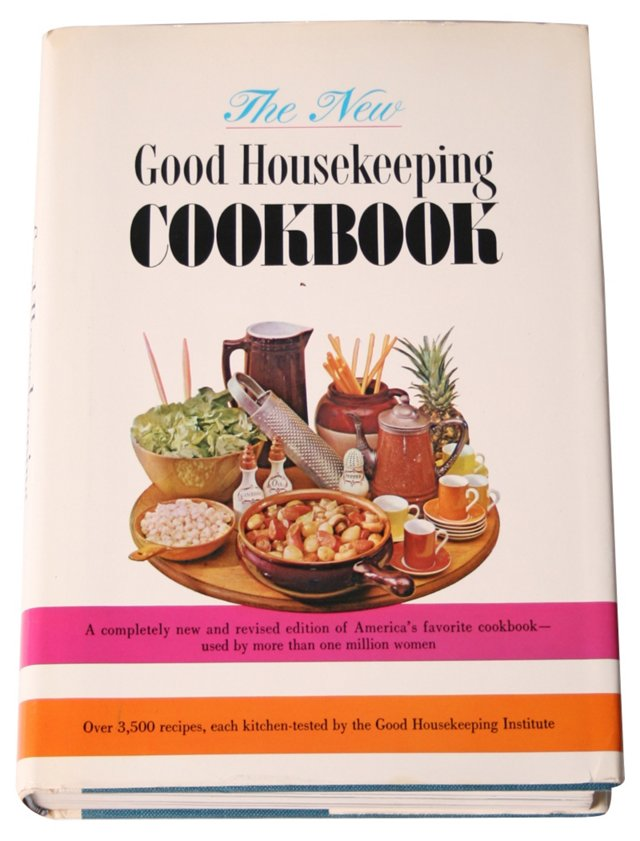 New Good Housekeeping Cookbook