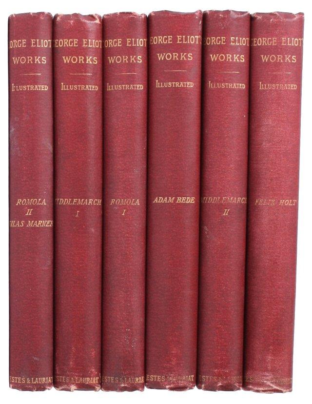 Illustrated George Eliot, S/6