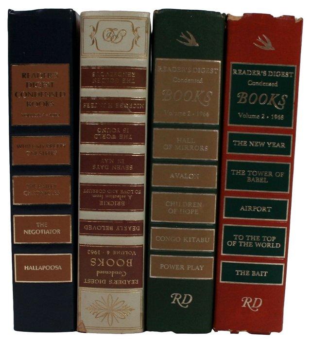 Decorative       Books, S/4