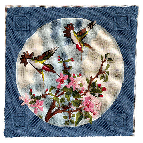 Needle Point Bird 3