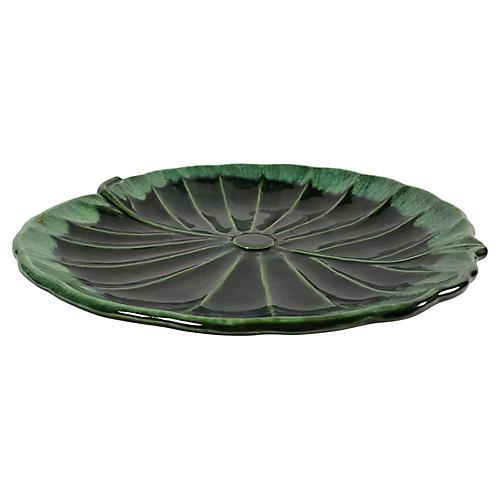 Leaf Serving Platter