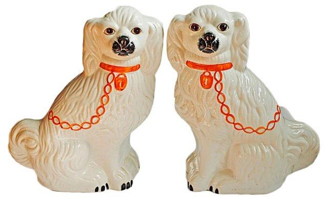 Italian Dogs, Pair