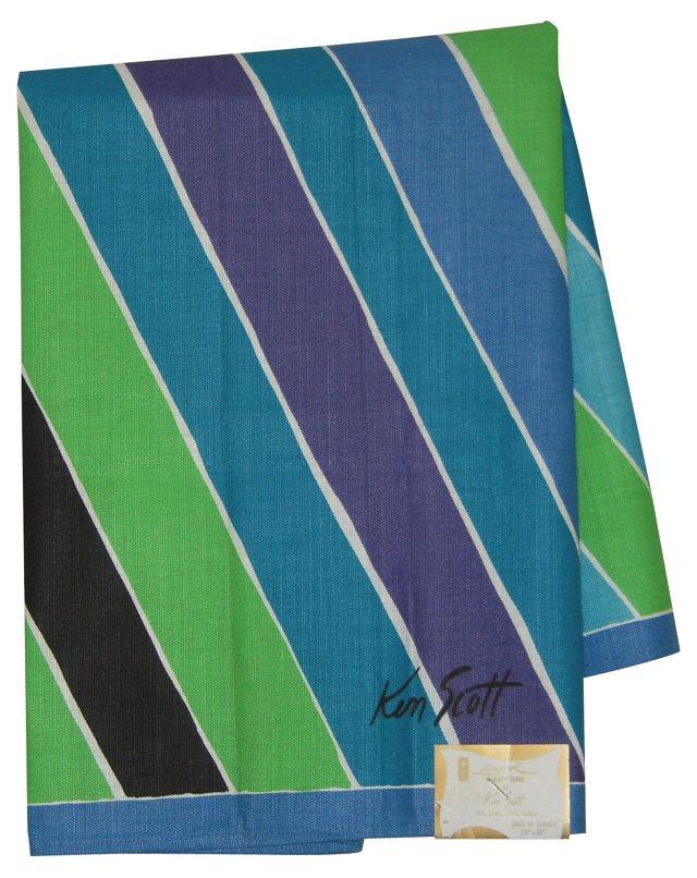Mod Stripes Towel