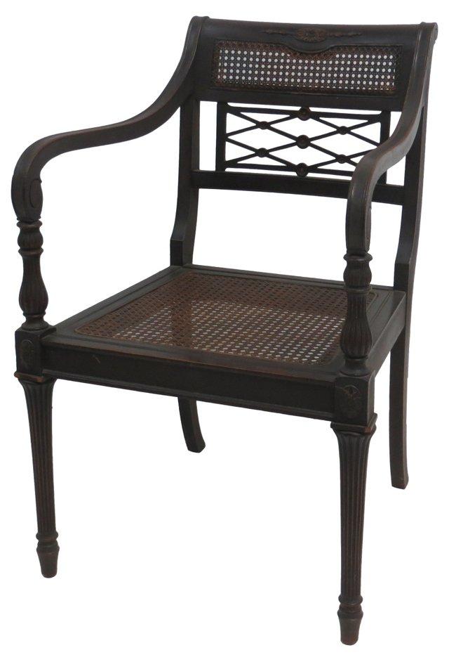 19th-C. Regency   Chair