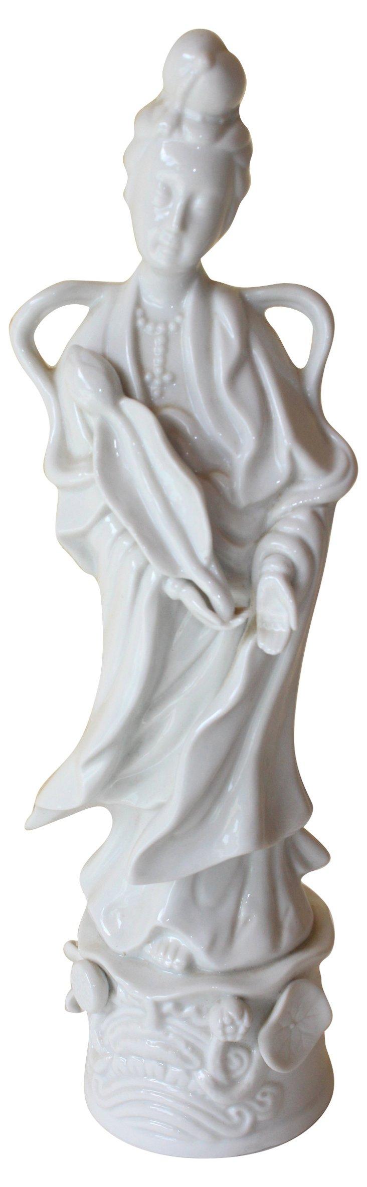 Blanc de Chine Goddess