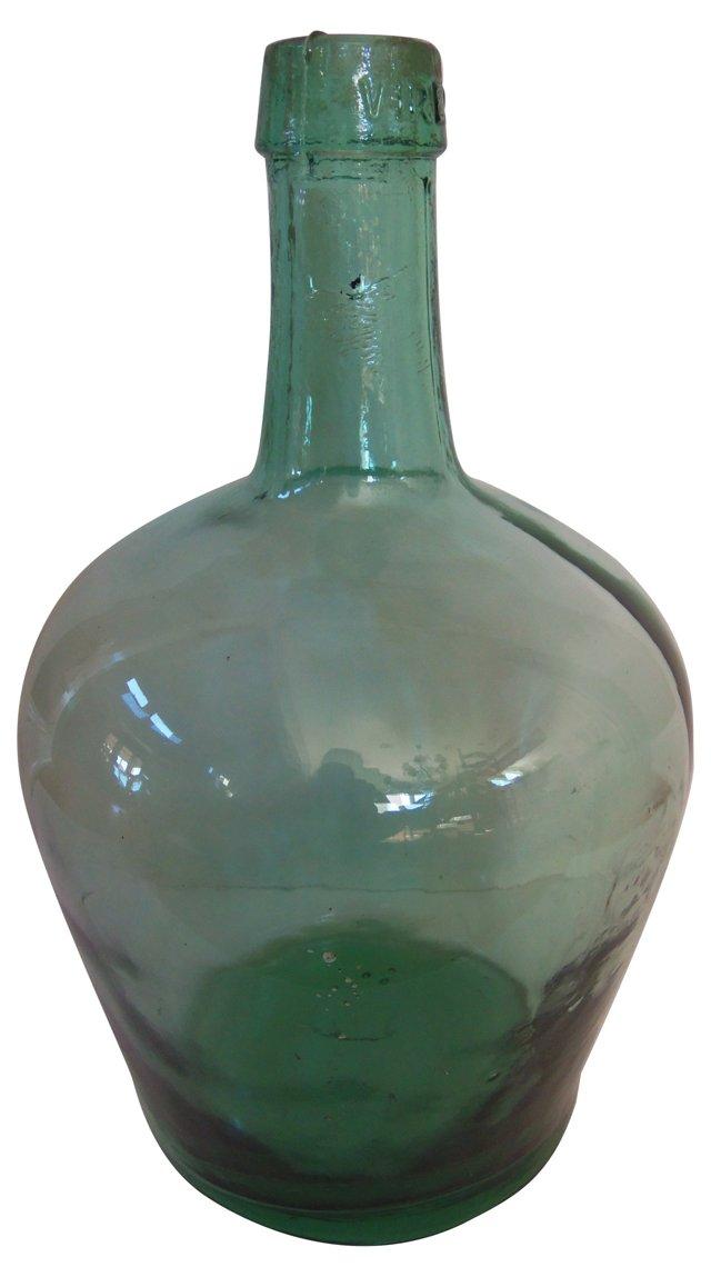 Green Viresa Demijohn