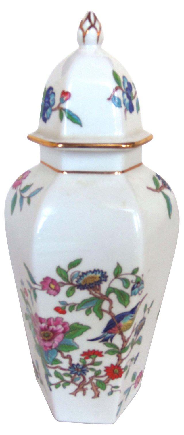 Aynsley Pembroke Ginger Jar