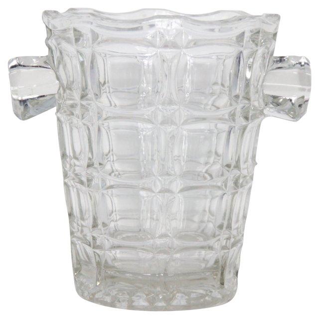 Glass Champagne    Bucket