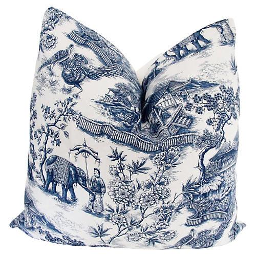 Ralph Lauren Chinoiserie Pillow