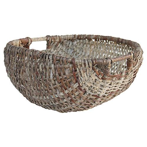European Harvest Basket