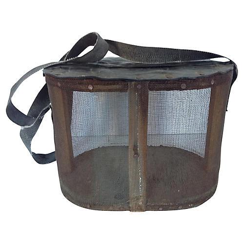 Primitive Lakehouse Cricket Basket