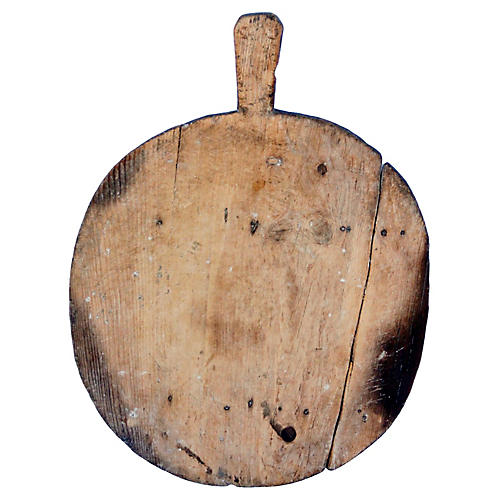 1920s Rustic French Cheese Board