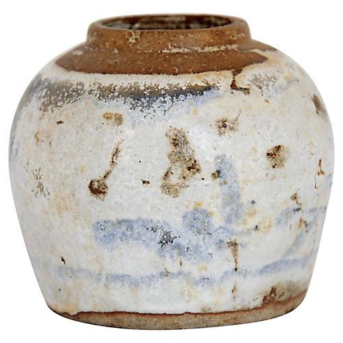 Midcentury Pottery Vessel