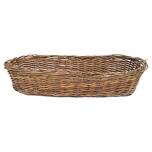 French Market Bread Basket