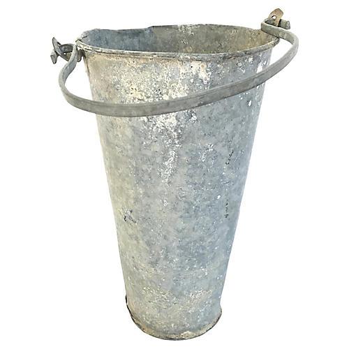 French Flower Market Bucket