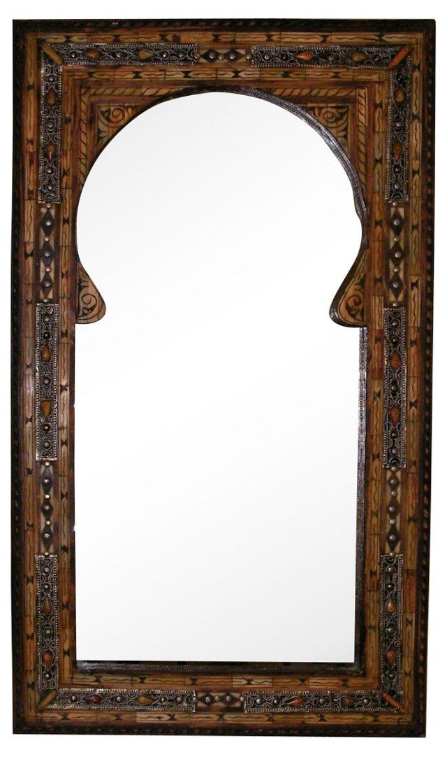 Moroccan Door Mirror