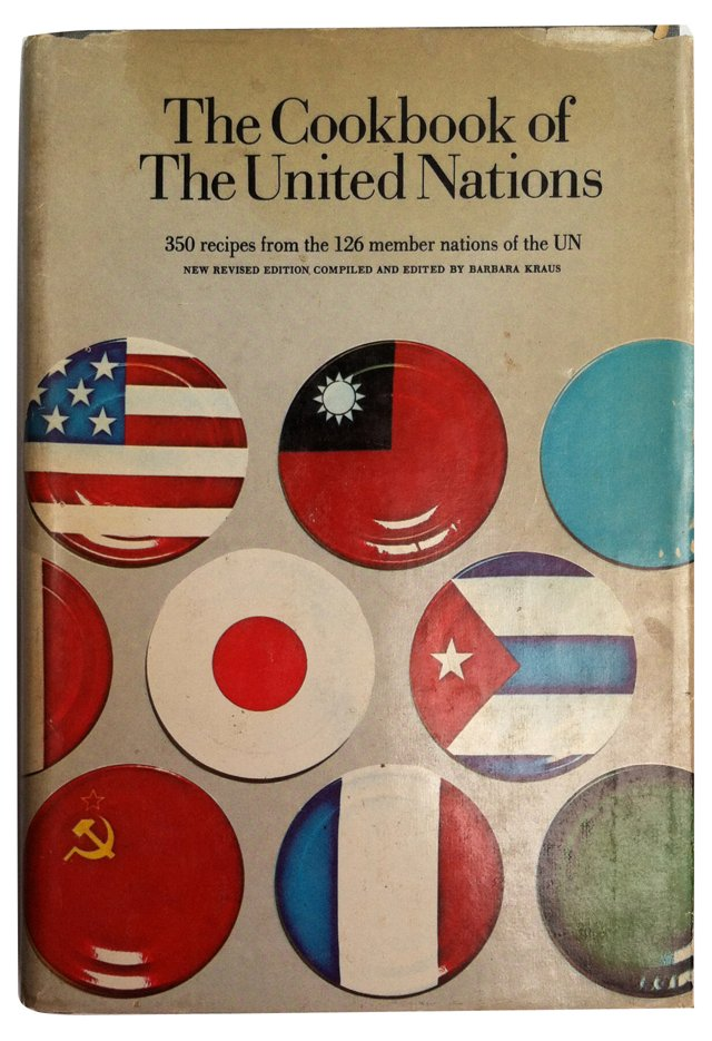 Cookbook of the United Nations
