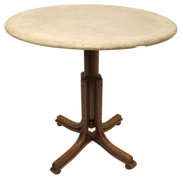 Thonet-Style Café Table