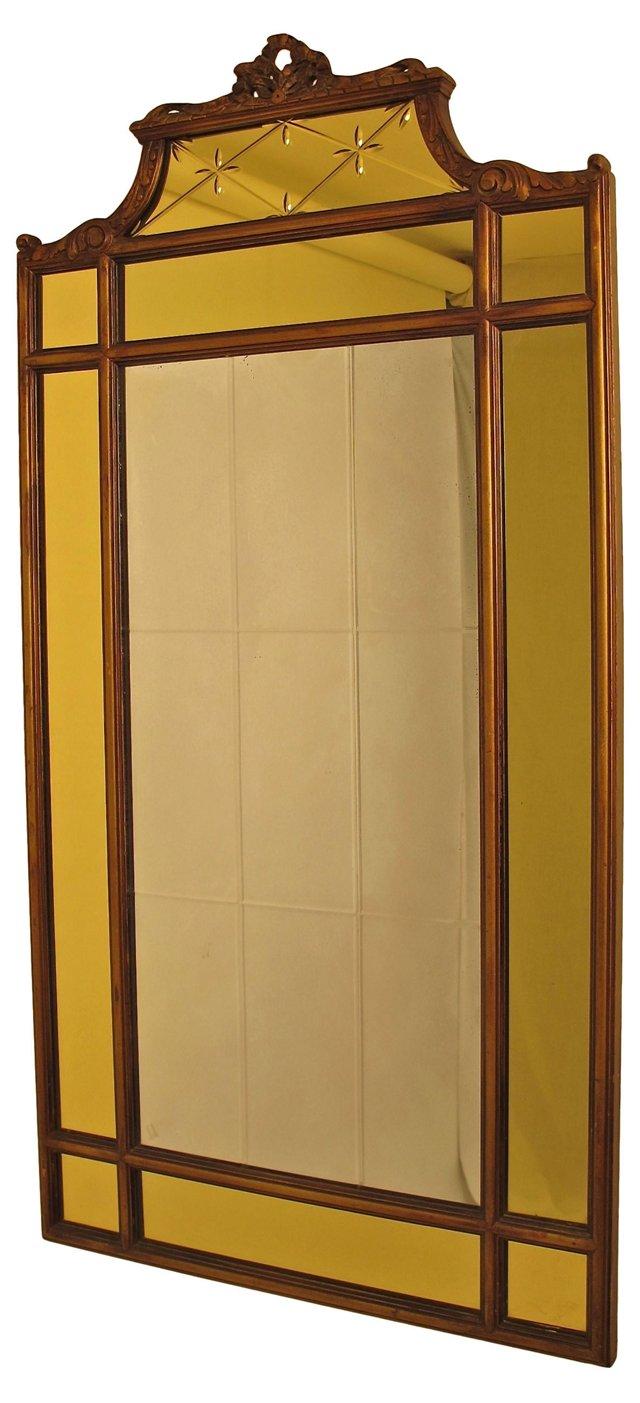 Amber Mirror