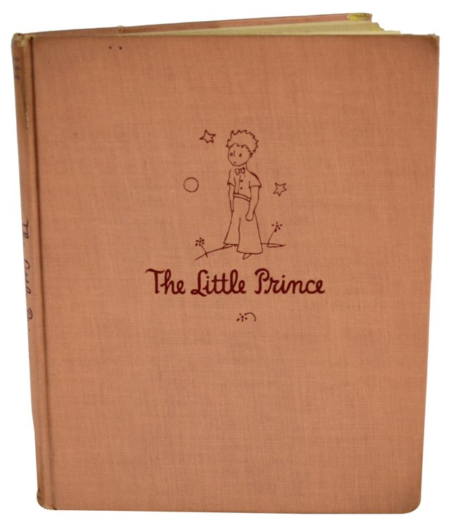 The Little Prince, 1st Ed