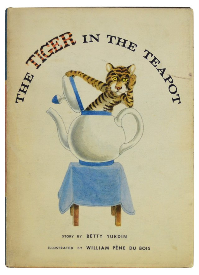 The Tiger in the Teapot