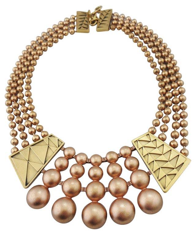 Monet Bib Necklace