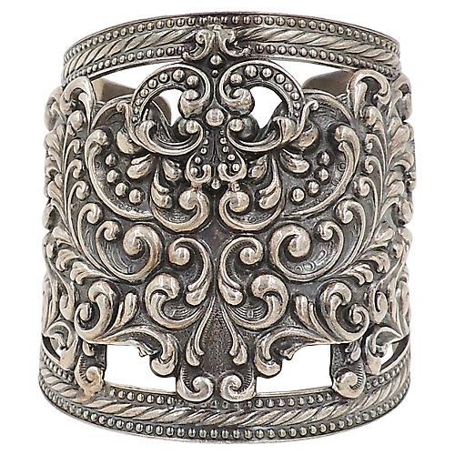 1970s Napier Cuff Bracelet