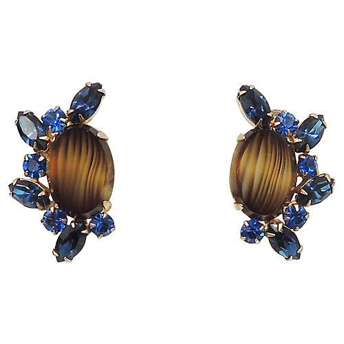1960s Hattie Carnegie Earrings