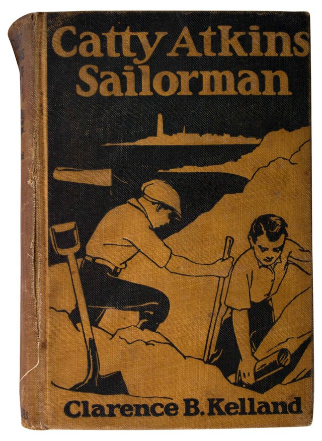 Catty Atkins: Sailorman, 1st Ed