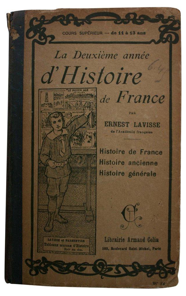 La Deuxiéme Année d'Histoire de France